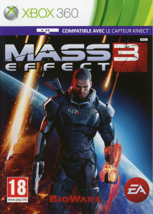 Mass Effect 3 sur 360