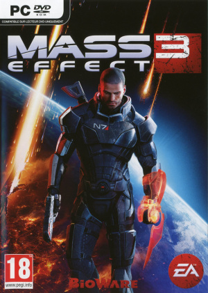 Mass Effect 3 sur PC
