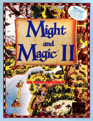 might and magic ii gates to another world sur pc. Black Bedroom Furniture Sets. Home Design Ideas