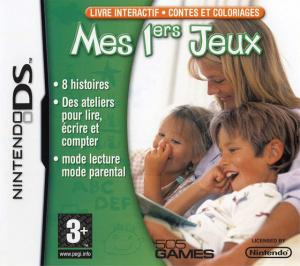 Mes 1ers Jeux : Livre Interactif - Contes et Coloriages sur DS