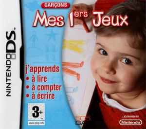 Mes 1ers Jeux : Garçons sur DS