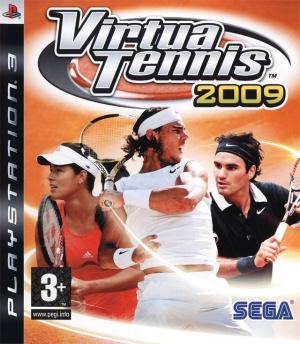 Virtua Tennis 2009 sur PS3