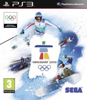 Vancouver 2010 : Le Jeu Vidéo Officiel des Jeux Olympiques sur PS3