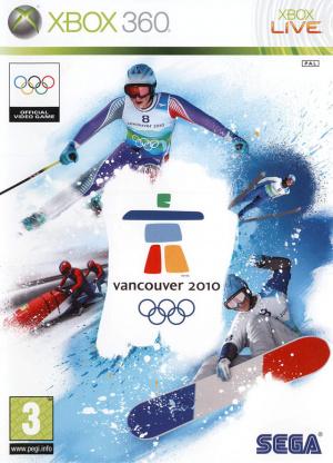 Vancouver 2010 : Le Jeu Vidéo Officiel des Jeux Olympiques sur 360