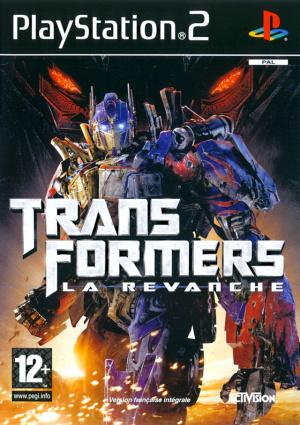 Transformers : La Revanche sur PS2