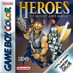 Heroes of Might and Magic sur GB