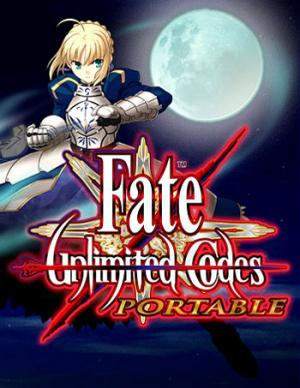 Fate/unlimited Codes sur PSP