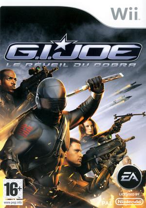 G.I. Joe : Le Réveil du Cobra sur Wii