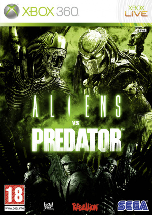 Aliens vs Predator sur 360