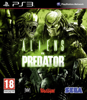 Aliens vs Predator sur PS3