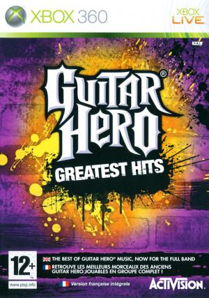 Guitar Hero Greatest Hits sur 360