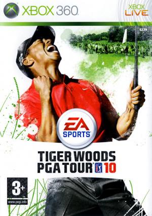 Tiger Woods PGA Tour 10 sur 360