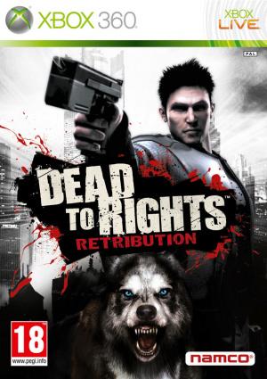 Dead to Rights : Retribution sur 360