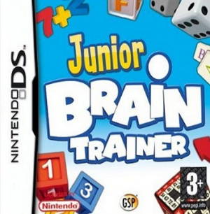 Junior Brain Trainer sur DS