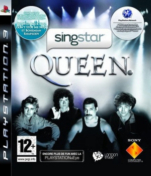 Singstar Queen sur PS3