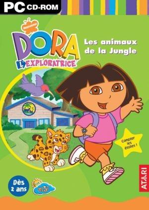 Dora l'Exploratrice : Les Animaux de la Jungle sur PC
