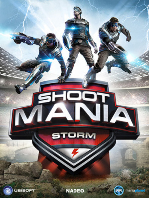 ShootMania Storm sur PC