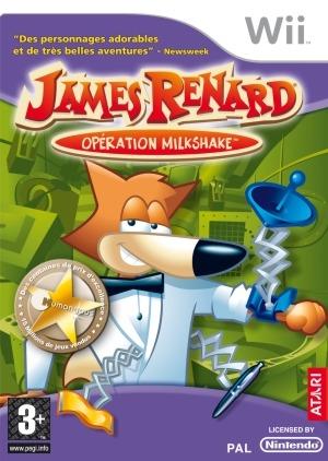 James Renard : Opération Milkshake sur Wii
