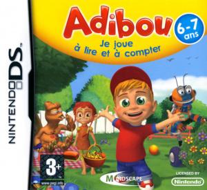 Adibou : Je joue à Lire et à Compter - 6-7 ans