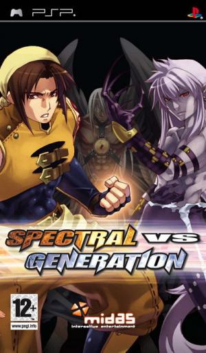 Spectral vs Generation sur PSP
