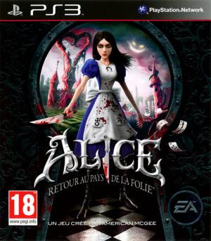 Alice : Retour au Pays de la Folie sur PS3