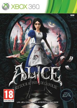 Alice : Retour au Pays de la Folie sur 360