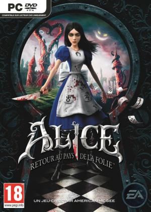 Alice : Retour au Pays de la Folie sur PC