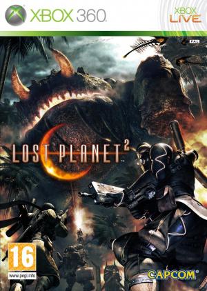 Lost Planet 2 sur 360