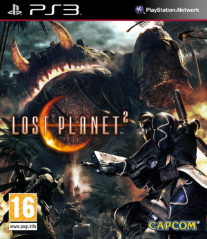 Lost Planet 2 sur PS3