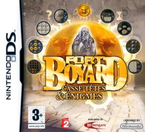 Fort Boyard : Casse-tête & Enigmes sur DS