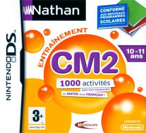 Nathan Entraînement CM2