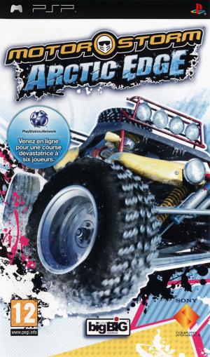 MotorStorm : Arctic Edge sur PSP
