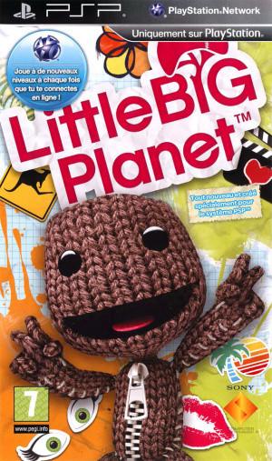 LittleBigPlanet sur PSP