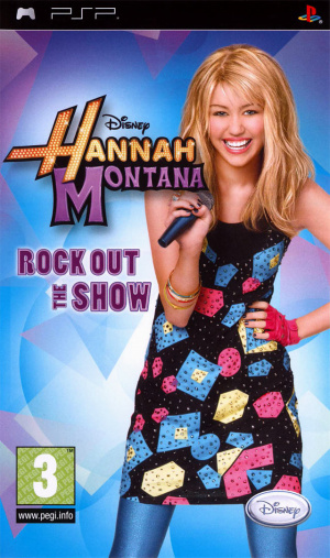 Hannah Montana : Rock out the Show sur PSP