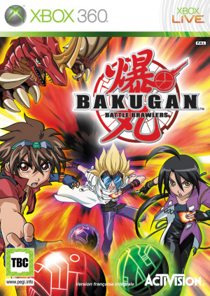 Bakugan Battle Brawlers sur 360