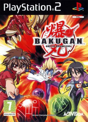 Bakugan Battle Brawlers sur PS2