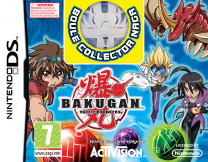Bakugan Battle Brawlers sur DS