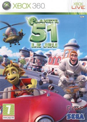 Planète 51 sur 360