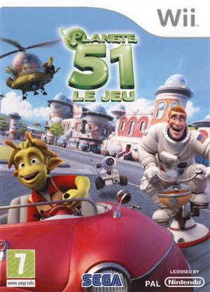 Planète 51 sur Wii