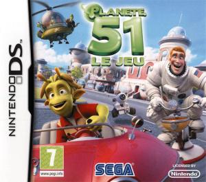 Planète 51 sur DS