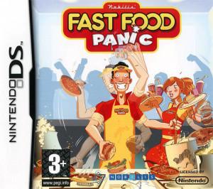 Fast Food Panic sur DS