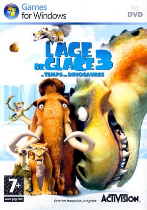 L'Age de Glace 3 : Le Temps des Dinosaures sur PC