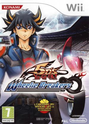Yu-Gi-Oh! 5D's Wheelie Breakers sur Wii