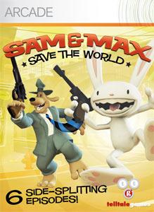 Sam & Max Sauvent le Monde sur 360