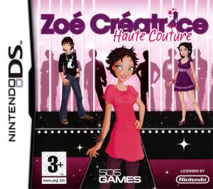Zoé : Créatrice Haute Couture sur DS