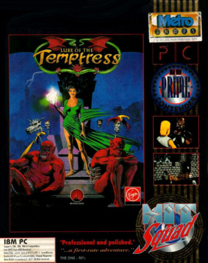 Lure of the Temptress sur PC