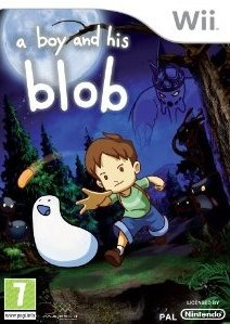 A Boy and his Blob sur Wii