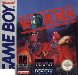 Worms sur GB
