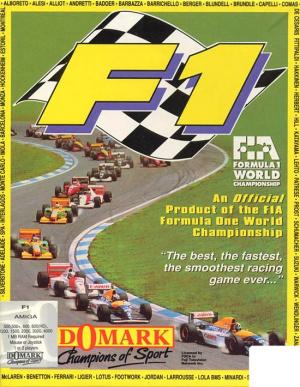 F1 sur Amiga