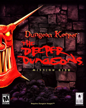 Dungeon Keeper : The Deeper Dungeons sur PC
